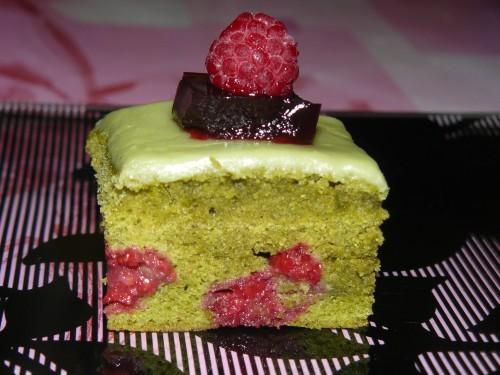 gâteau sans,polype